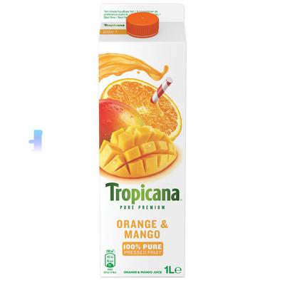 Tropicana Orange creations orange & mango