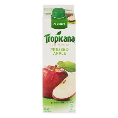 Tropicana Pressed apple