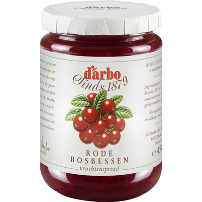 D'arbo Cranberry confiture