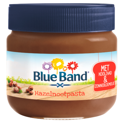 Blue Band Hazelnootpasta
