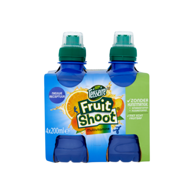 Teisseire Fruit Shoot Multivitamine