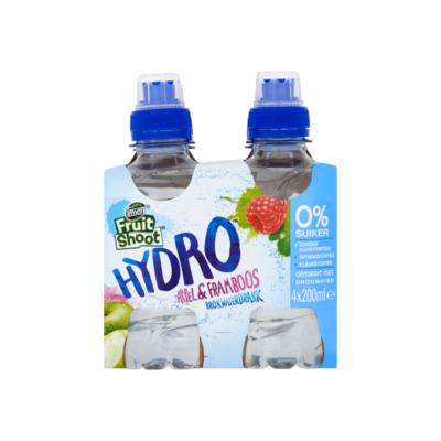 Teisseire Fruit Shoot Hydro Appel & Framboos Bronwaterdrank