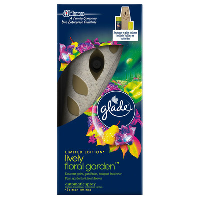 Glade Automatic spray houder garden S18