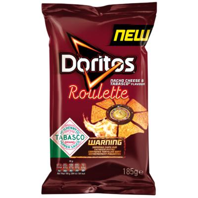 Doritos Roulette tabasco