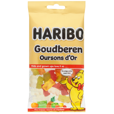 Haribo Goudberen