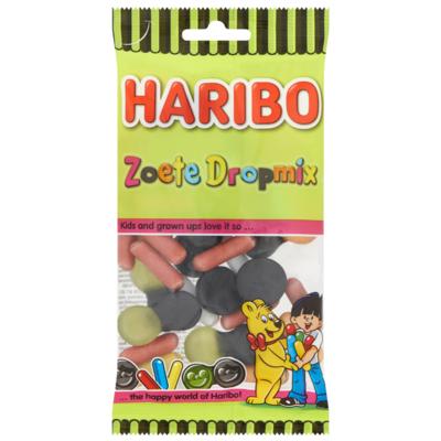 Haribo Zoete dropmix