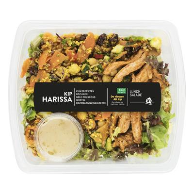 Huismerk Lunchsalade harissa kip