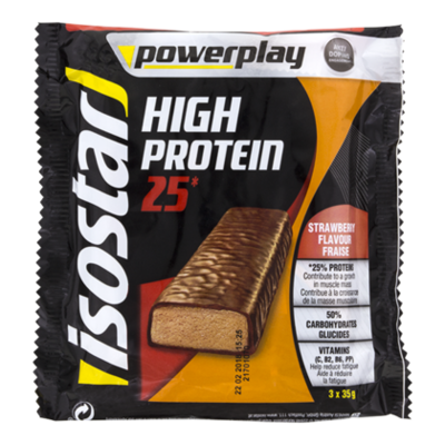 Isostar Reep high protein aardbei