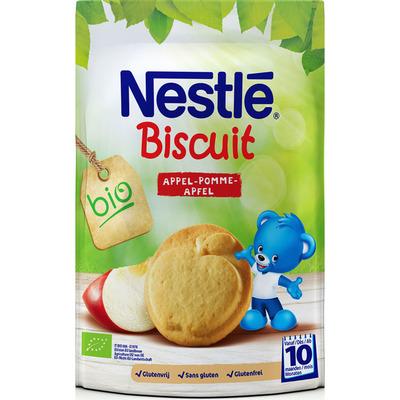 Nestlé Biscuit appel biologisch 10 mnd