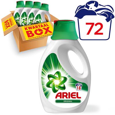 Ariel vloeibaar regular kwartaalbox