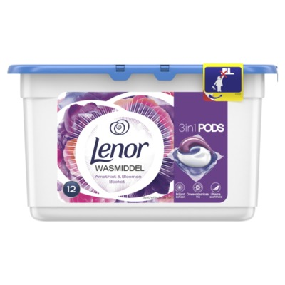 Lenor capsules floral spring 13 wasbeurten