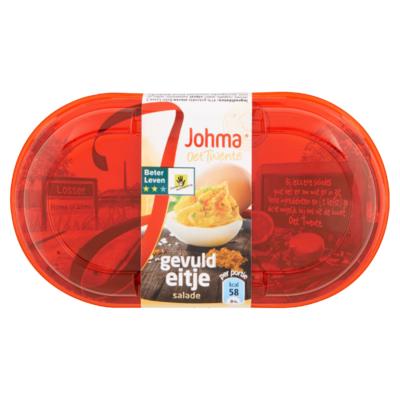 Johma Gevuld Eitje Salade 175 g