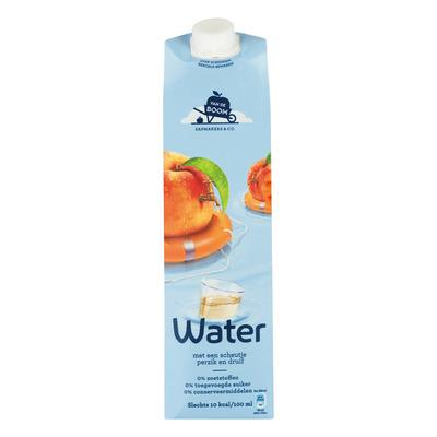 Van de Boom Water perzik
