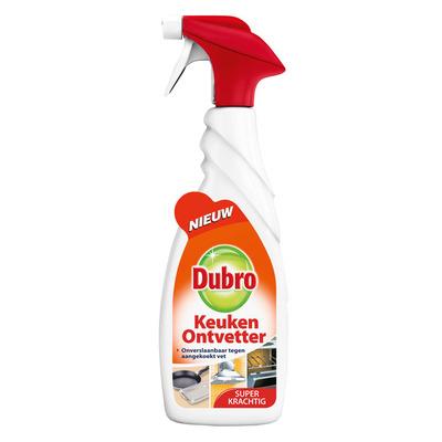 Dubro Keukenontvetter spray
