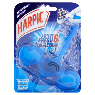 Harpic Active fresh blue power