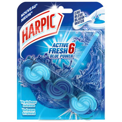 Harpic Power wave bleu