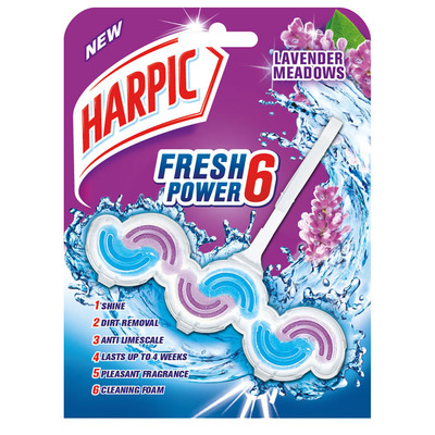 Harpic Power wave lavendel