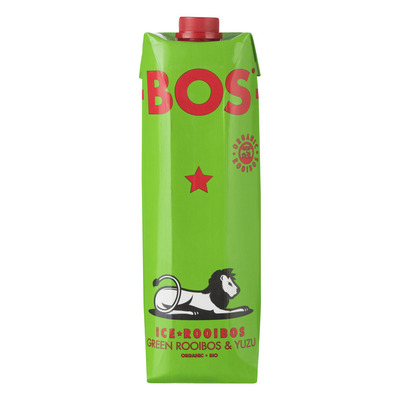 BOS Green rooibos & yuzu