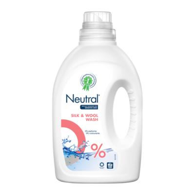 Neutral Fijnwas Wasmiddel Parfumvrij 22 Wasbeurten