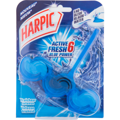 Harpic Toiletblok wave blue power