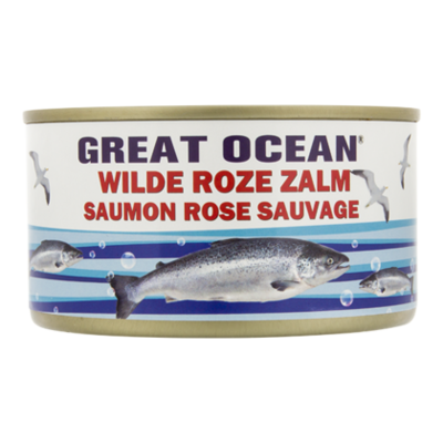 Great Ocean Fancy pink zalm