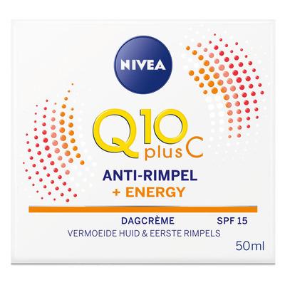 Nivea Q10 plus C energy dagcrème SPF 15