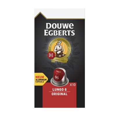 Douwe Egberts Capsules lungo 6 original