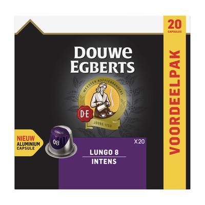 Douwe Egberts Capsules lungo 8 intens