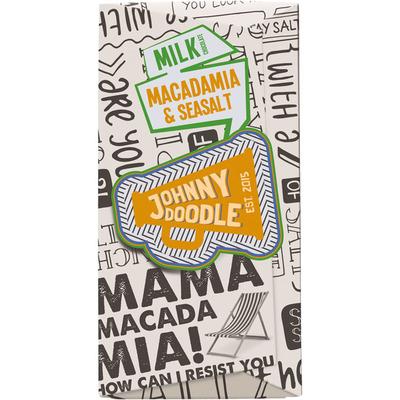 Johnny Doodle Milk macadamia & seasalt