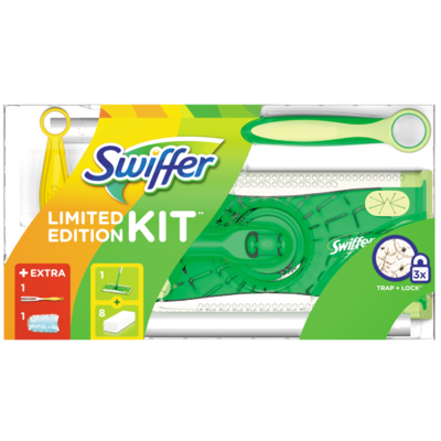 Swiffer Duster starter duo kit floor + 8 doekjes