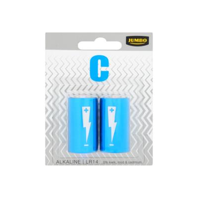 Huismerk C Alkaline LR14 Batterijen