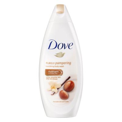 Dove Sheabutter & Vanille Douchecrème