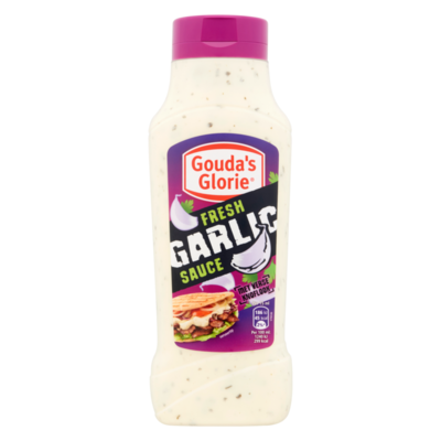 Gouda's Glorie Fresh Garlic Sauce