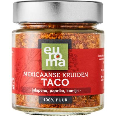 Euroma Mexicaanse taco kruiden