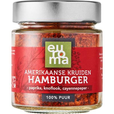 Euroma Amerikaanse hamburgerkruiden