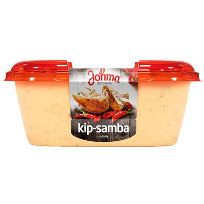 Johma Pittige kip-samba salade