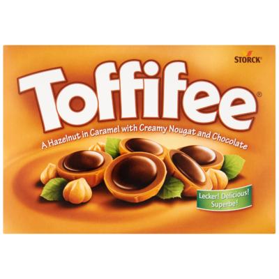 Toffifee Hazelnoot in caramel en chocolade 48 stuks
