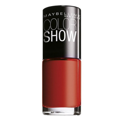 Maybelline New York Color show nagellak 352 downtown red