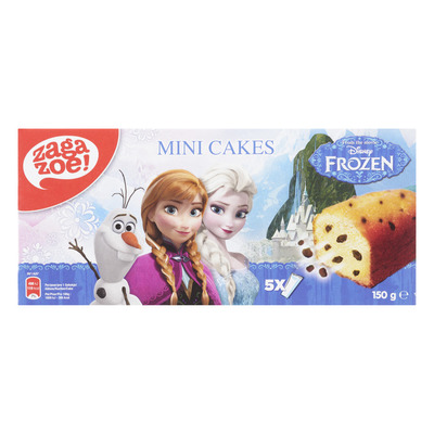 Zagazoe Frozen mini cakes