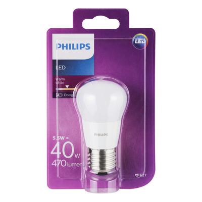 Philips Led warm white E27 40W 470 lumen