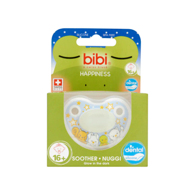 Bibi Happiness Soother Nuggi 16 + Maanden