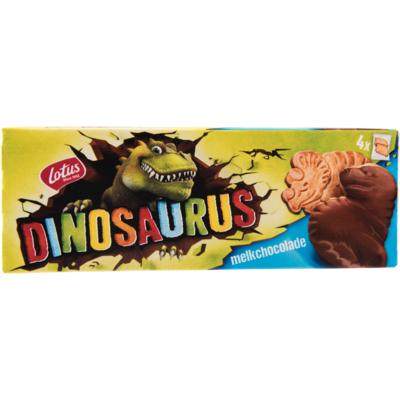 Lotus Dinosaurus melkchocolade