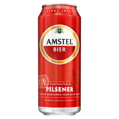 Amstel Pilsener Blik 50 cl