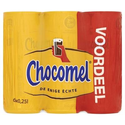 Chocomel Chocolademelk Vol Blik 6-pack