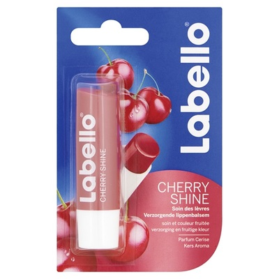 Labello Lipbalsem Cherry Shine