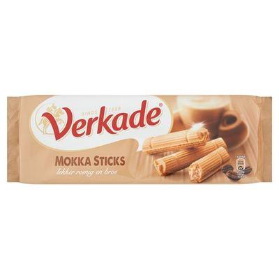Verkade  Koek Mokkasticks