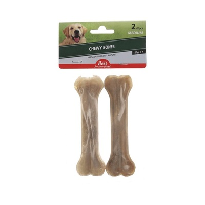 Best for your Friend Hondensnack Chewy bone medium