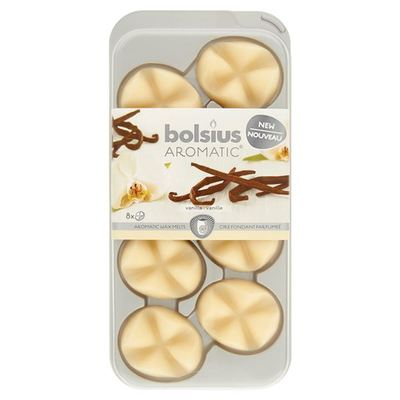 Bolsius Aromatic Wax Melts Vanille