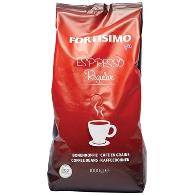 Fortisimo Koffie Espressobonen Regular