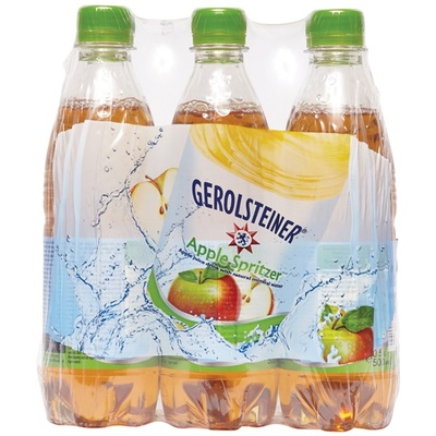 Gerolsteiner Frisdrank Appel spritzer